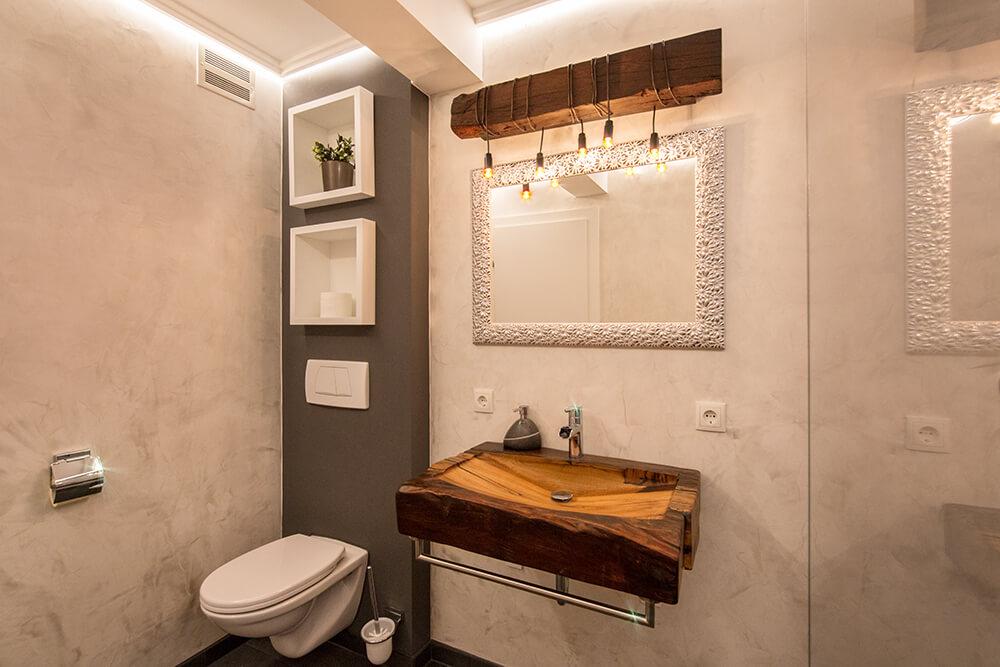 badezimmer spachteln finest p with badezimmer spachteln kalkputz bad grau gefarbter im. Black Bedroom Furniture Sets. Home Design Ideas